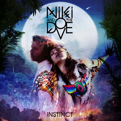 Niki and the Dove - Instinct cover