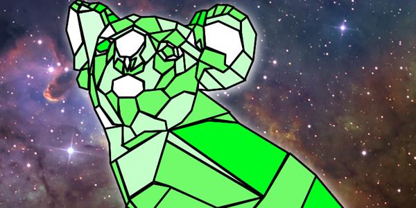 artwork thumbnail: Crystal Koala